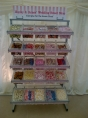 Personalised 25 Bin Stand