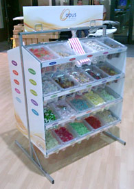 Pick-n-mix stand hire uk