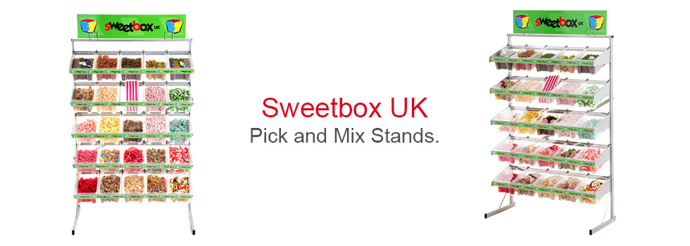 Sweetbox UK Pick-n-Mix Stands