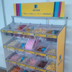 Stand Personalisation